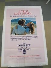 The Other Side of the Mountain II ( Part 2 ) 27x41 Original Movie Poster