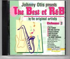 (HG567) Johnny Otis pres. The Best of R&B Vol 2, 10 tracks - 1993 CD