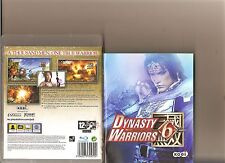 DYNASTY WARRIORS 6 PLAYSTATION 3 PS3 SUPERB ACTION GAME