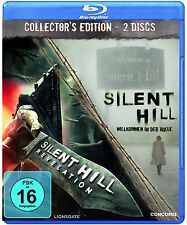 2 Blu-rays *  SILENT HILL - 1&2 - Collectors Edition  # NEU OVP$