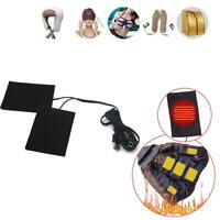 2 IN 1 USB Electric Heating Pad Thermal Adjustable Heated Jacket Vest Warmer