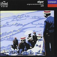 Elgar: Enigma Variations, Falstaff -  CD 2GVG The Cheap Fast Free Post