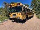 International 34' School Bus