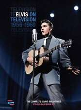 Elvis Presley - Elvis On Television 1956-1960: The Complete NEW CD Book