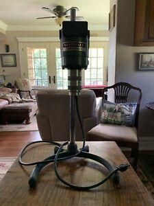 sorvall omni-mixer 17150 115 volts 5 A.M.P. 16,000 N.L. R.P.M.