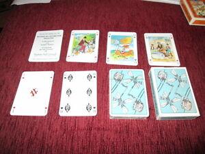 Original Playing Cards Moyens De Locomotion Insolites B.P.Grimaud Hubert