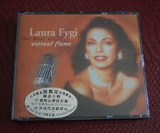 CD+VCD - Laura Fygi, The Best Of Eternal Flame, A Tribute To Teresa Tang - 2001