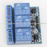 3.3V 5V 3 Channel Relay Module With optocoupler For PIC AVR DSP ARM Arduino