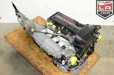 JDM TOYOTA 3SGE BEAMS DUAL VVTi ENGINE W/ 6 SPEED MANUAL TRANSMISSION RWD 2.0L