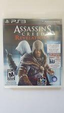 Assassin's Creed: Revelations (Sony PlayStation 3, 2011) B6