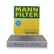 Cabin Air Filter MANN CUK 2847/1