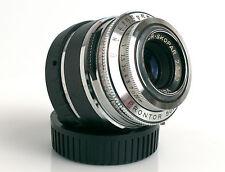 Voigtländer Color-Skopar, 1:2,8/50mm, für Sony E-Mount | Vintage lens