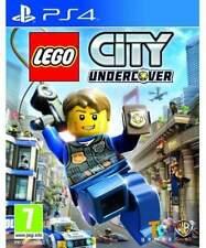 LEGO CITY: UNDERCOVER - PLAYSTATION PS4 BRAND NEW FREE DELIVERY