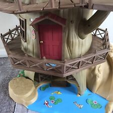 Sylvanian Families Spares | Old Oak Hollow Tree House Balcony Railings x 1