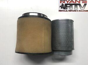 2005 Honda TRX 650 Air Filter With Air Filter Body