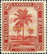 EBS Belgian Congo 1942 - Palm Oil Palm - BE-CD 204 MNH**