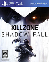 KILLZONE SHADOW FALL (PS4) - MINT- 1st Class FAST & FREE Delivery