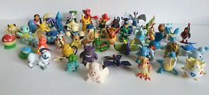 Rare Vintage Pokémon Tomy Figures. Bundle of over 50, see photos