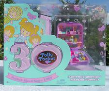 Mini Polly Pocket NEU 30 Jahre Edition Partytime Surprise glitzer Version OVP