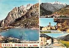 Cartolina Vezza d'Oglio Vedutine  1971