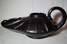 Mountainside Art Pottery Genie's Lamp, John Kovacs, Stickley Era, Bronze Glaze