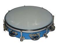 Handmade Tambourine Hand Taal Drum Percussion Gift Indian Musical Instrument