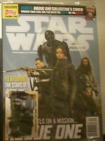 Star Wars Insider Magazine #170 Jan/Feb 2017 Rebels Rogue One Collectors Cover