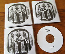 NWYVRE - FNORD LIMITED EDITION CD THROBBING GRISTLE