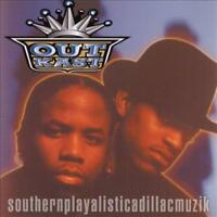 OUTKAST - SOUTHERNPLAYALISICADILLAC NEW VINYL RECORD