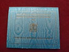 ** vaticano 2 euros conmemorativa 2012 * mundo reunión familiar