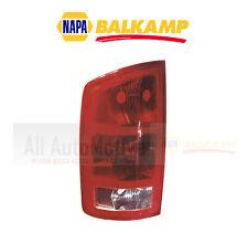 Tail Light Assembly Dodge Extended Crew Cab Pickup Left NAPA/BALKAMP BK 6801337