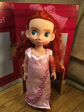 """Fits Disney Animators 16"""" Toddler Princess Doll Clothes Party Pink Dress NO DOLL"""