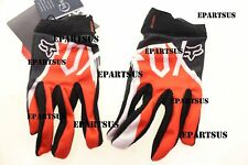 FOX RACING 360 FALLOUT GLOVES (RED) 01088-003-XL