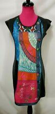 Desiguel Womens Cap Sleeve Dress Size M