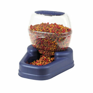 "BERGAN 11765 Blue ELITE GOURMET PET FEEDER LARGE BLUE 16.63"" X 15.25"" X 14.25"""