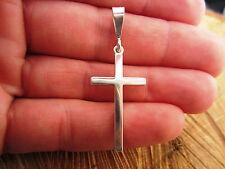 Sterling Silver Cross Pendant - YOLLA