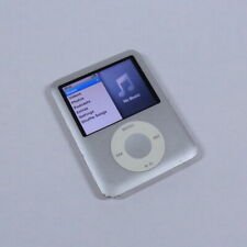 Apple iPod Nano 4GB 3rd Gen Generation Silver MP3 WARRANTY