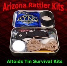"""""""Altoids Tin Survival Kits"""" Best Quality & Value hunting camping hiking survival"""