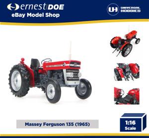 Universal Hobbies Massey Ferguson 135 (1965) - UH2698 - 2698 - 1:16 Scale