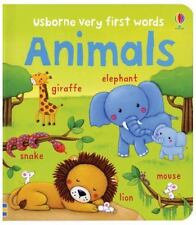 NEW - Animals (Very First Words Board Books) by Litchfield, Jo