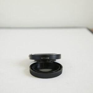 Novoflex MFT/LEM micro four thirds / leica M mount adapter