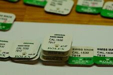 Rolex 1555/1556 Genuine Movement Parts - Various - Sealed - New