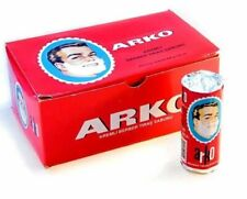 ARKO SHAVING CREAM SOAP STICK 12 PIECES Best Soap For Turkish Wet Shave Free P&P