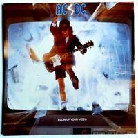 EX/EX AC/DC Blow Up Your Video VINYL LP 1988 original Atlantic