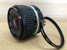 *Near Mint* Nikon Nikkor Ai-S Ais 35mm f/2.8 Wide Angle MF Lens from JAPAN