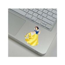 Snow White MacBook Sticker for Laptop, iPad, surface Pro, Vinyl Decal