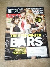 Time Out New York- The Best Winter Bars- November 11-17, 2010