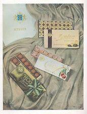▬► PUBLICITE ADVERTISING AD CHOCOLAT CHOCOLATE MENIER