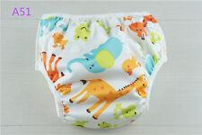 10 pcs/lot adjustable printed PUL baby swim diapers for boys & girls, U pick