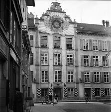 SUISSE c. 1950 - Le Rathaus Aarau - Négatif 6 x 6 - Sui 3